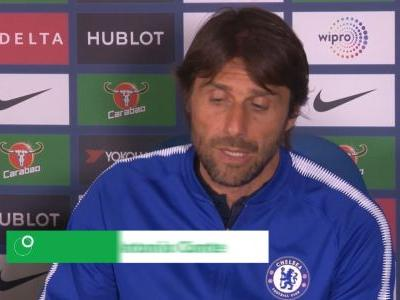 Conte admits Chelsea's top four hopes are fading