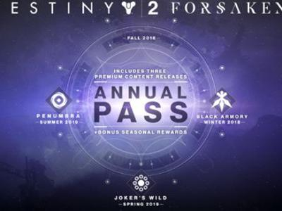 Destiny 2 Changing How it Does Expansions With a Pseudo-Subscription Annual Pass