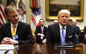 The Latest: Trump vows to cut corporate taxes