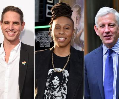 Greg Berlanti, Lena Waithe and Dominic Barton to be honored by the Trevor Project