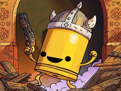 Enter The Gungeon's Advanced Gungeons and Draguns Out on July 19th