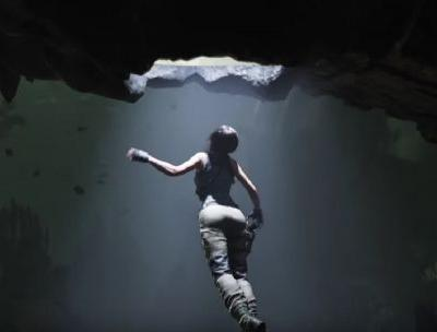 Lara goes for a hellish swim in new Shadow of the Tomb Raider underwater trailer