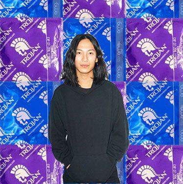 Alexander Wang teams up with condom brand for NYC PRIDE