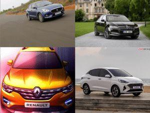 Sedans Expected At Auto Expo 2020