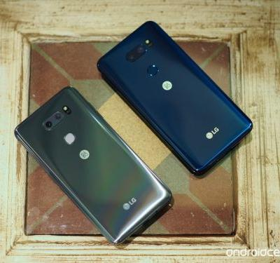 LG V30S specs: More of the same, plus A.I