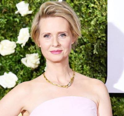 Cynthia Nixon Is Officially Running for New York Governor