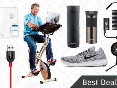 Monday's Best Deals: FitDesk, Lightning Cables, Nike Sale, and More