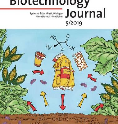 Cover Picture: Biotechnology Journal 5/2019