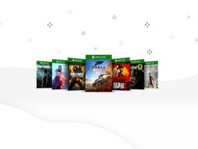 Xbox Countdown Sale Discounts Games Up to 65% Off
