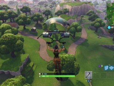 Fortnite: consume five apples - where to find apples on the map