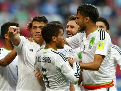 LIVE: Mexico vs New Zealand