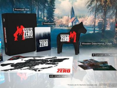 Generation Zero gets March release date on PC, PS4, Xbox One
