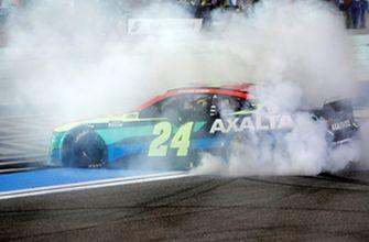 FINAL LAPS: William Byron's impressive final stage earns him his 2nd career Cup win