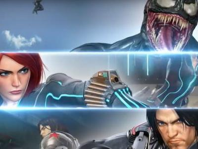 Black Widow, Winter Soldier & Venom Join Marvel vs. Capcom: Infinite