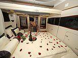 Book yourself a luxury airline suite in the sky