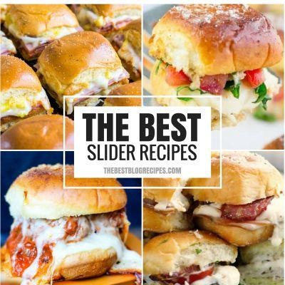 The Best Slider Recipes