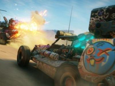 RAGE 2's Primary Developer Is Just Cause Studio, Avalanche, But It'll Still Feel Like an id Software Game