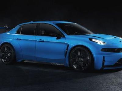 Lynk & Co 03 Cyan Concept: Here's This Mobility Company's 528-HP Racer for the Road