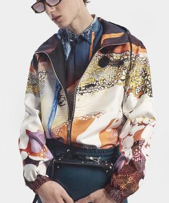 The Berluti Spring/Summer 2021 Collection Showcases The Volcanic Patterns of Brian Rochefort