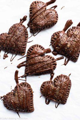 Chocolate Hand Pies