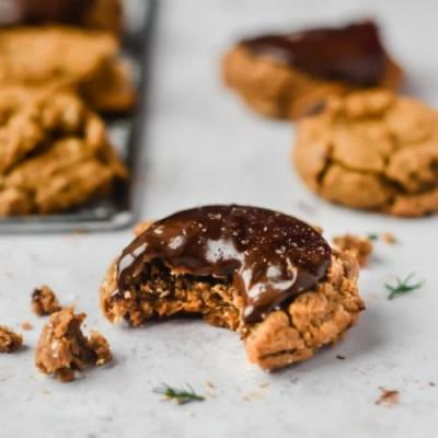 Grain Free Peanut Butter Cup Cookie
