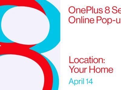 OnePlus 8 Series Will Be Available Early Via An Online Pop-Up Event