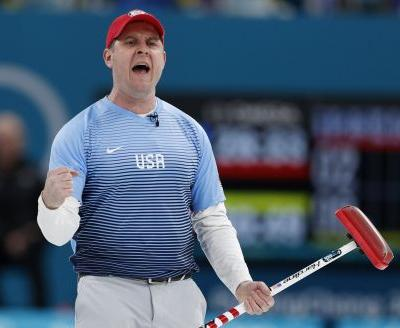 The skipper of the 'Miracurl on Ice' curling team was cut from Team USA after Sochi so he lost 35 pounds, formed his own team of 'rejects,' and won gold