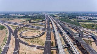 Beijing new airport highway to finish construction this month