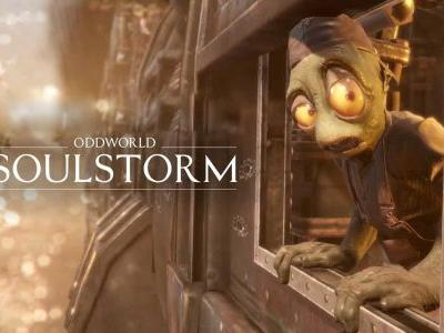 Oddworld: Soulstorm Sees Return Of Molluck In New Trailer, PS5 Features Detailed