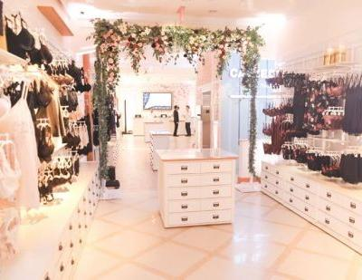 Italian lingerie brand Intimissimi opens first US flagship