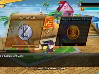 Dragon Ball FighterZ Will Have Loot Boxes
