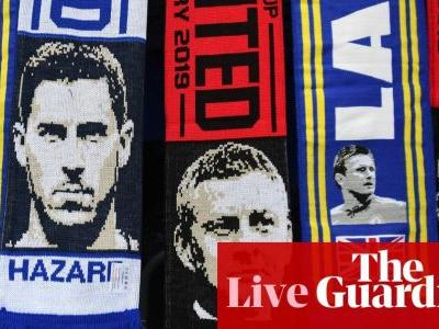 Chelsea v Manchester United: FA Cup fifth round - live!