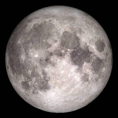 Moon made by multiple Earth impacts, some as big as Mars, according to study