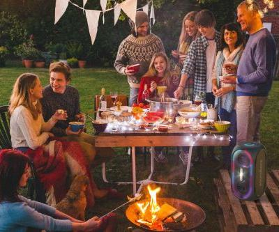 Anker's newest Soundcore Rave speakers promise to power your outdoor parties