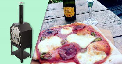 Aldi are selling their own pizza ovens and they're super cheap