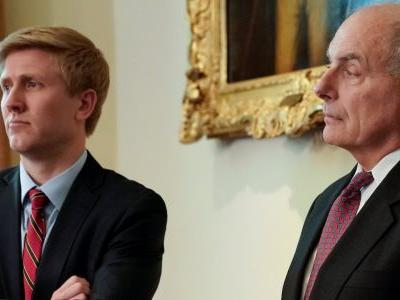 Nick Ayers will not replace John Kelly as suspected