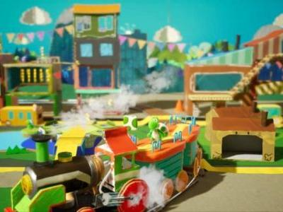 Yoshi's Crafted World and Kirby's Extra Epic Yarn Get Release Dates