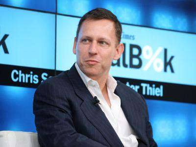 Tech billionaire Peter Thiel no longer thinks his dream of a floating libertarian utopia is realistic