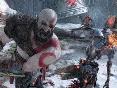 God of War Leaked PS4 Footage Showcases Awesome Combat