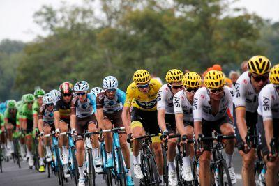 Froome looking to seal 4th Tour title in Marseille
