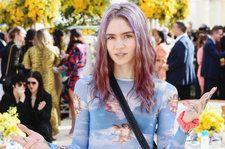 Grimes Says She Removed Part of Her Eye To Cure Seasonal Depression