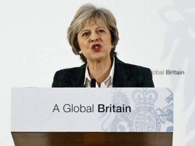Britain to abandon EU single market, restrict immigration in clean break from bloc, Theresa May states