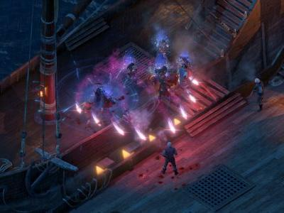 Pillars of Eternity 2 DLC Now Available, Adds New Companion