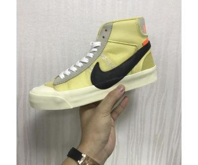 The Virgil Abloh x Nike Blazer Studio Mid Gets a Release Date