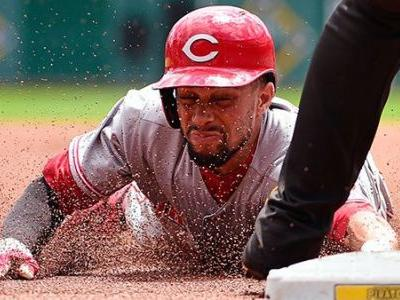 Former Reds outfielder Billy Hamilton agrees to $5.25M contract with Royals