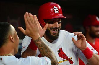 Carp returns, Yadi to 10-day IL as Cards make flurry of roster moves