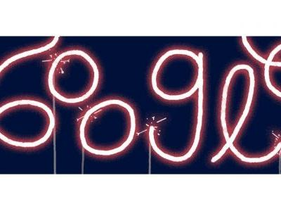 Google celebrates Fourth of July w/ animated homepage Doodle, fireworks on Search