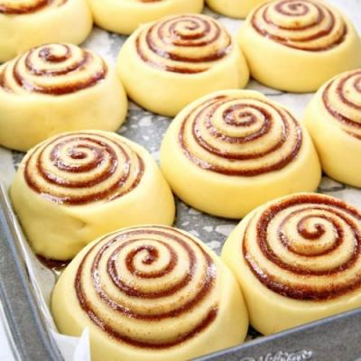 Super Soft Cinnamon Rolls