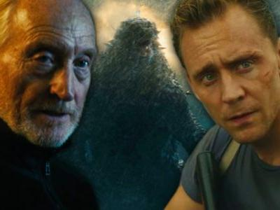 Godzilla 2 Theory: Charles Dance Is Older Tom Hiddleston From Kong: Skull Island