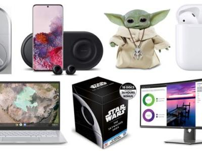 ET Weekend Deals: Pre-Order Samsung Galaxy S20 With Free Galaxy Buds and DUO Pad, Baby Yoda Animatronic Toy for $59